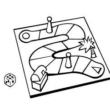 Sztorikocka - Powers társasjáték