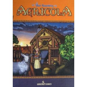 Agricola Hobby társasjáték