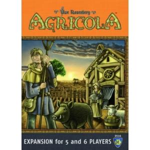 Agricola 5-6 játékos társasjáték kiegészítő