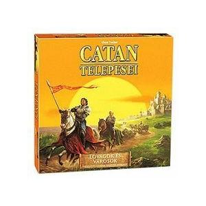 Catan Lovagok és városok társasjáték