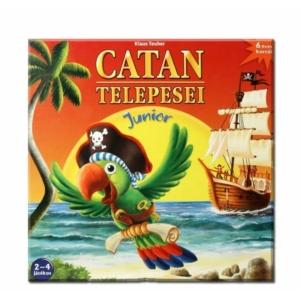 Catan Junior társasjáték