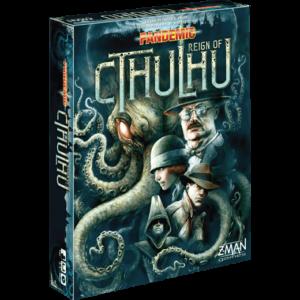Pandemic: Reign of Cthulhu társasjáték