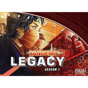 Pandemic Legacy: Season 1 társasjáték