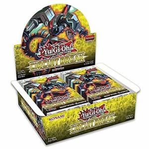 Yu-Gi-Oh! Circuit Break display