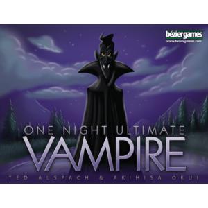 One Night Ultimate Vampire társasjáték