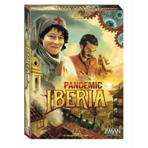 Pandemic Iberia társasjáték