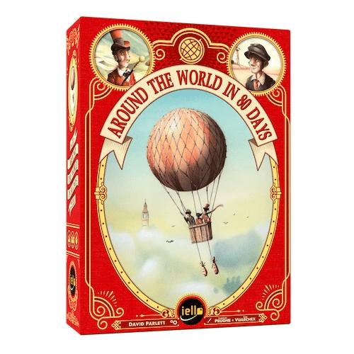 Around the World in 80 Days társasjáték