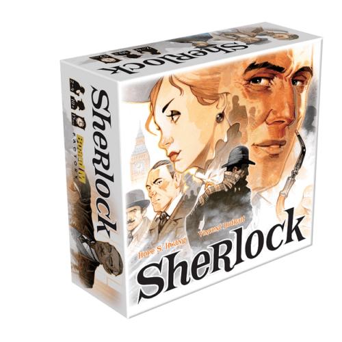Sherlock társasjáték