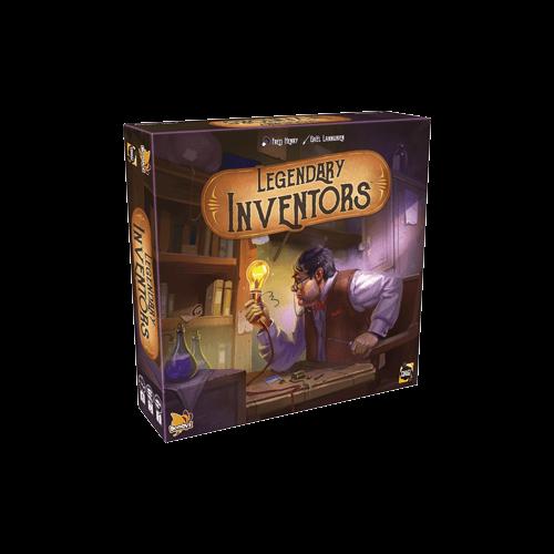 Legendary Inventors társasjáték