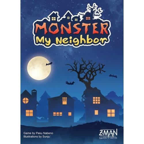Monster my neighbor társasjáték