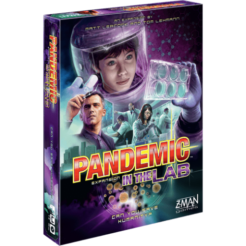Pandemic: In the Lab kiegészítő