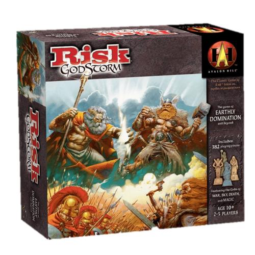 Risk: Godstorm társasjáték
