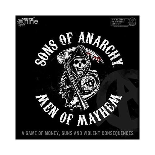 Sons of Anarchy társasjáték