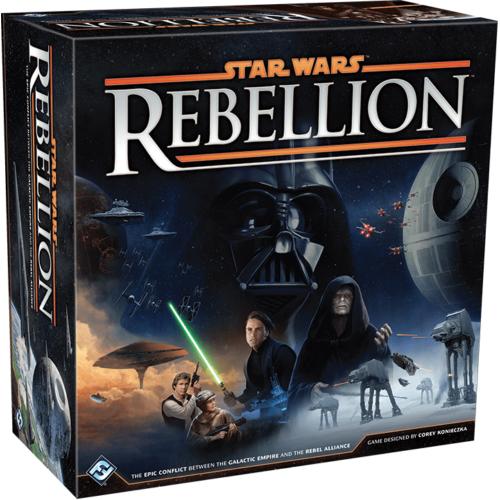 Star Wars: Rebellion társasjáték