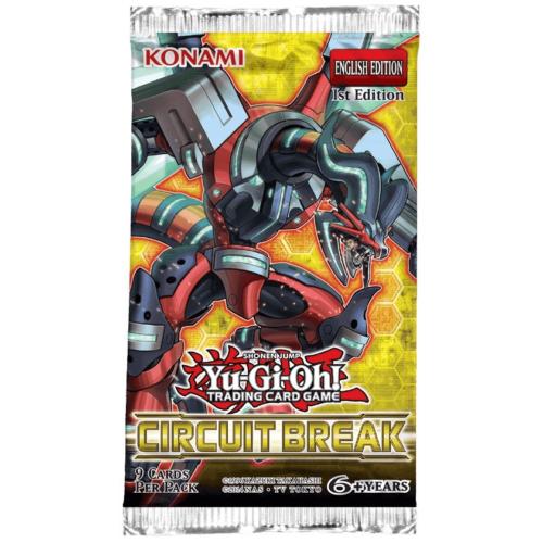 Yu-Gi-Oh! Circuit Break kiegészítő csomag