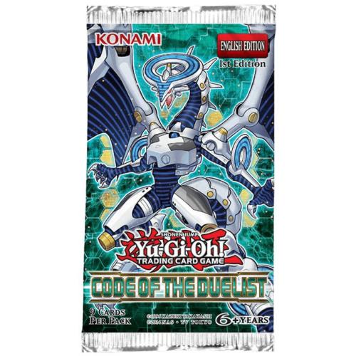 Yu-Gi-Oh! Code of the Duelist kiegészítő csomag
