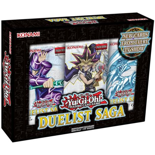 Yu-Gi-Oh! Duelist Saga gyűjtői készlet