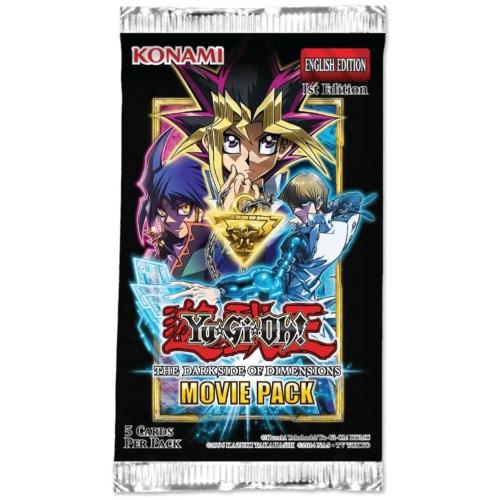 Yu-Gi-Oh! The Dark Side of Dimensions Movie Pack kiegészítő csomag