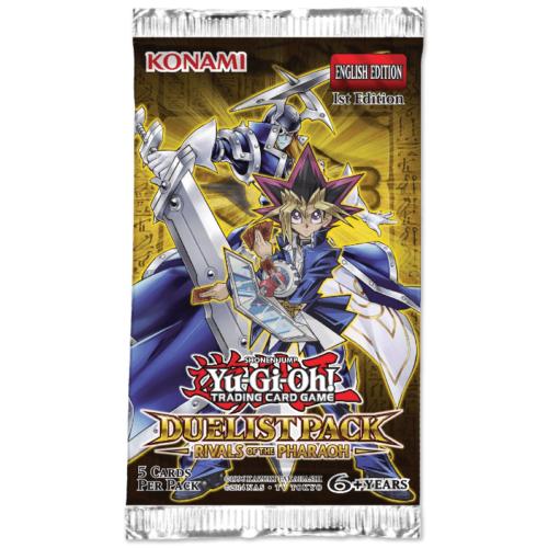 Yu-Gi-Oh! Duelist Pack: Rivals of the Pharaoh kiegészítő csomag