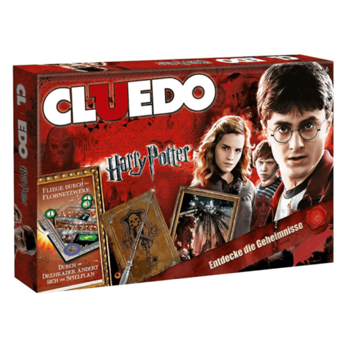 Cluedo: Harry Potter Collector's Edition