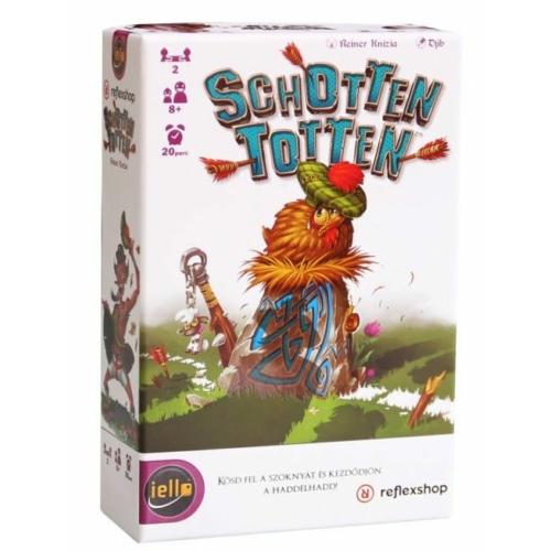 Schotten Totten kártyajáték