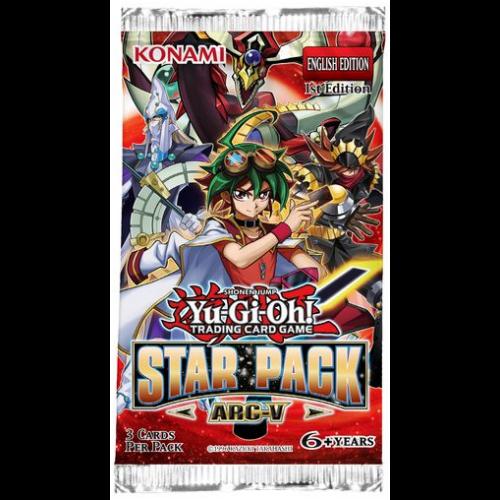 Yu-Gi-Oh! Star Pack ARC-V kiegészítő csomag