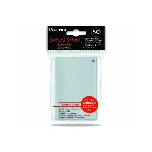 Ultra PRO kártyavédő fólia 59x92
